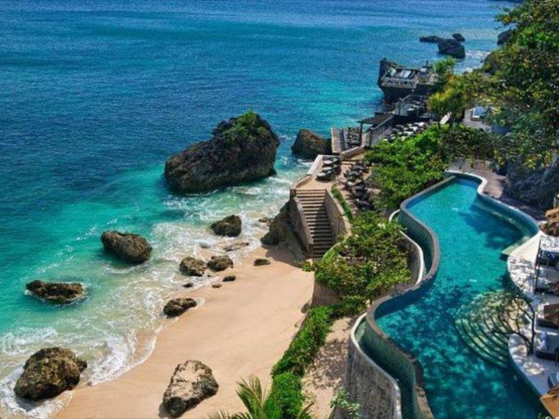 Luxury Resort Jimbaran Bali Indonesia
