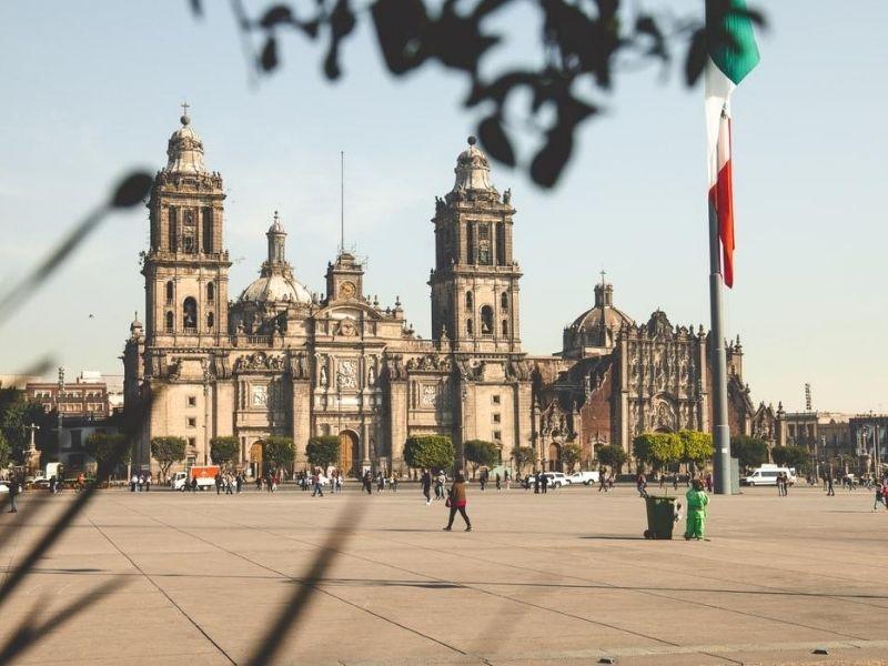 Main Square Mexico City