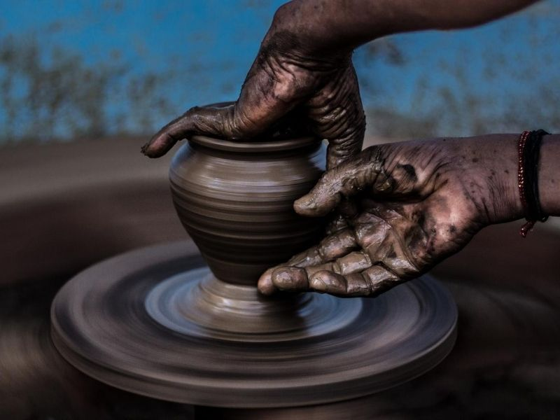 Black pottery, Mexico