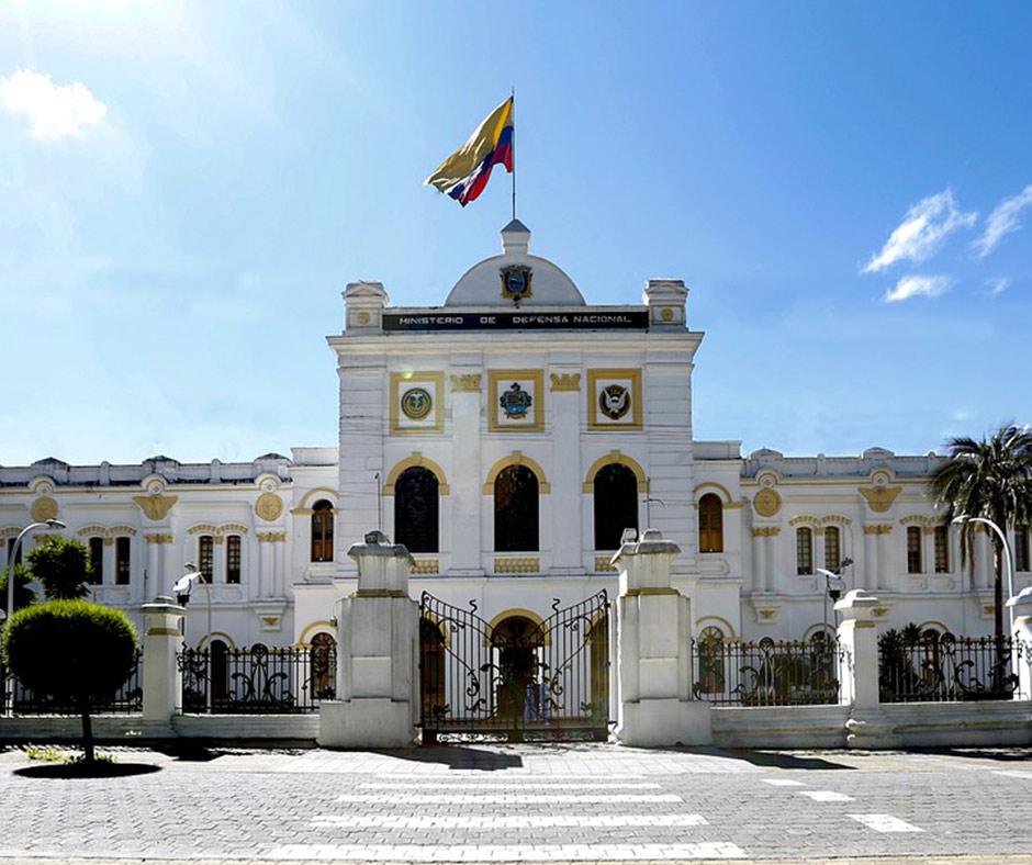Ministry of defence Quito Ecuador