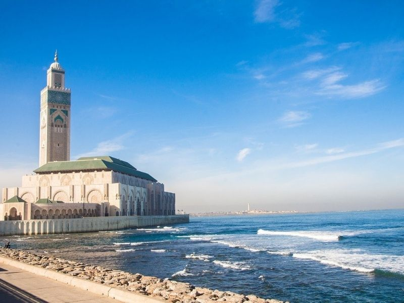 Morocco - Casablanca Sea View