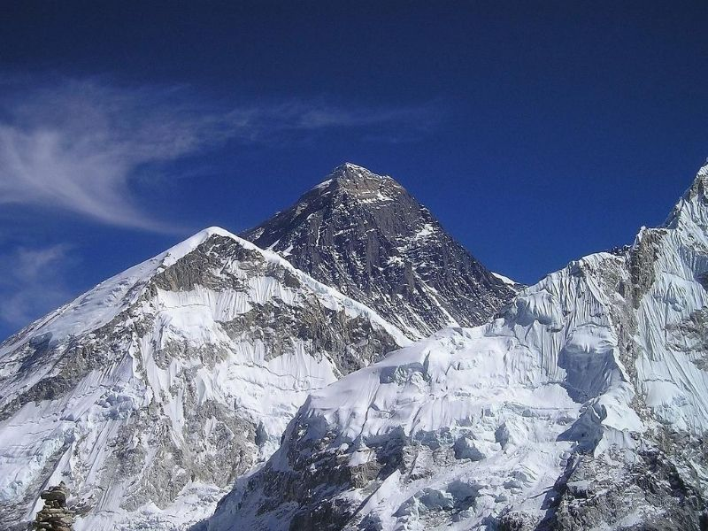 Mount Kanchenjunga, India