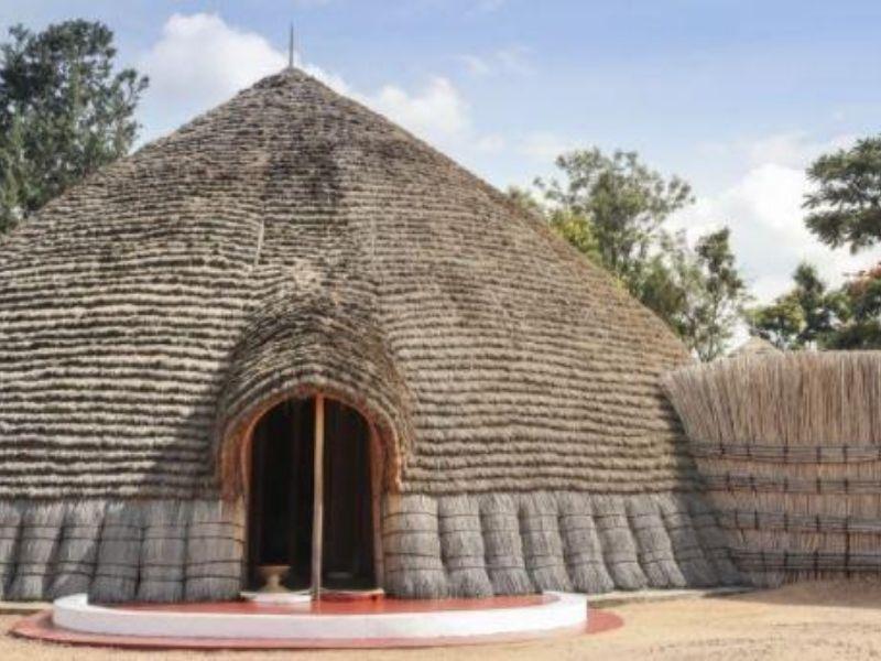 Mwami palace, Rwanda