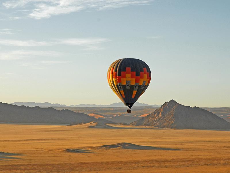 Namibia Hot air balloon