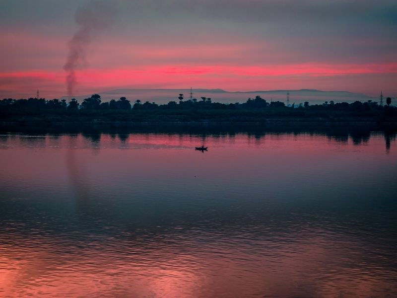 Nile River, Aswan