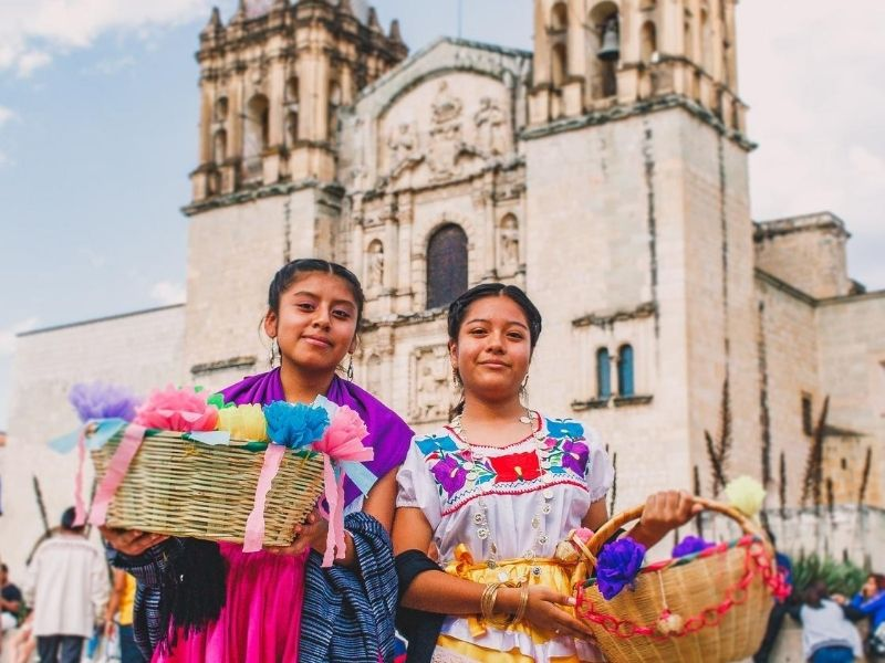 Oaxaca Historic City Centre