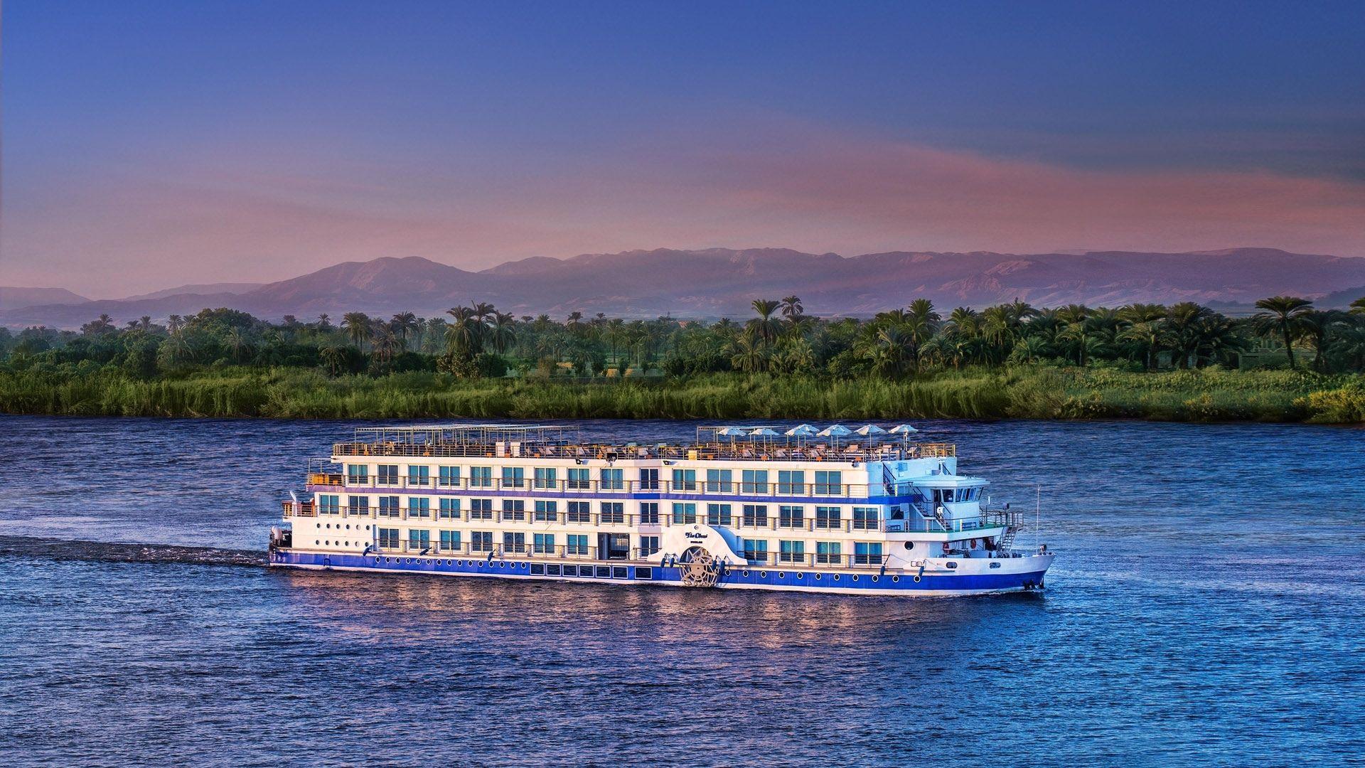 Oberoi Philae Nile Cruiser