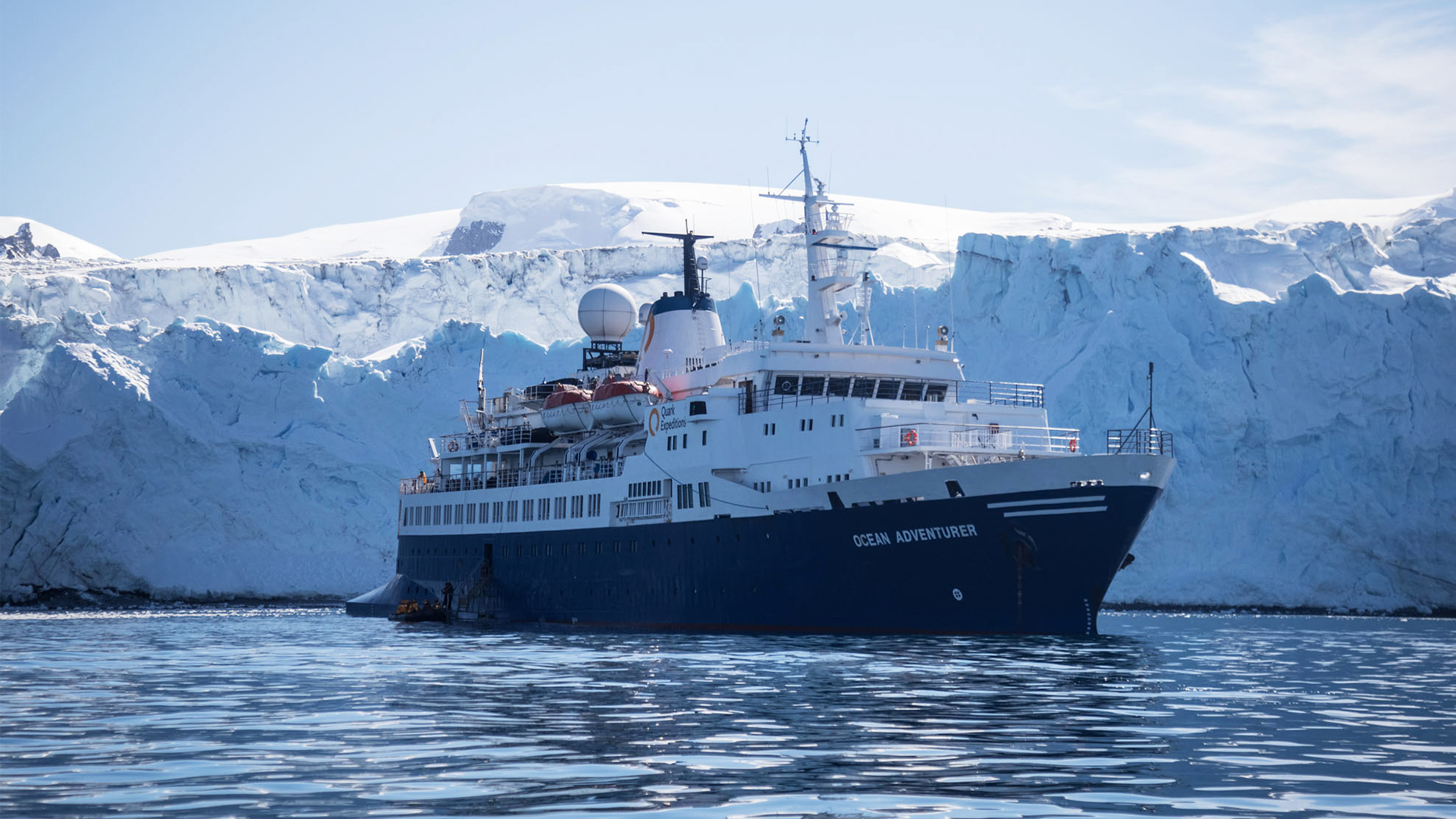Ocean Adventurer, Quark Expeditions
