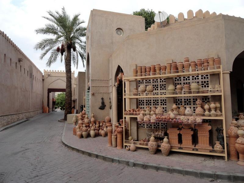 Oman Souq in Muscat