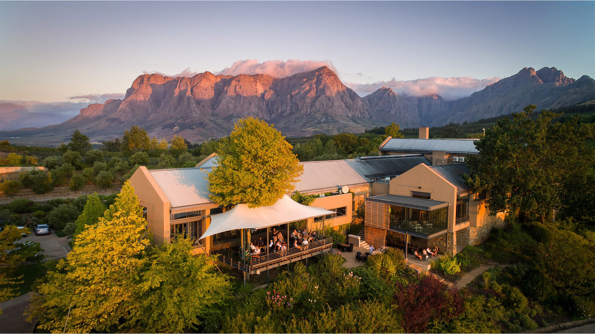 Our favourite restaurants in the Winelands