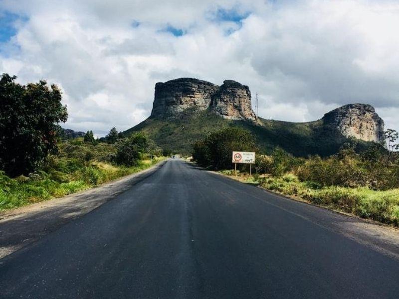 Pai Inácio Mountain, Brazil