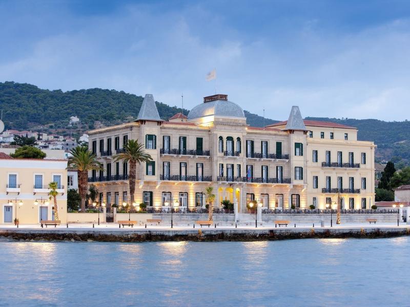Poseidonion Grand Hotel Spetses Greece
