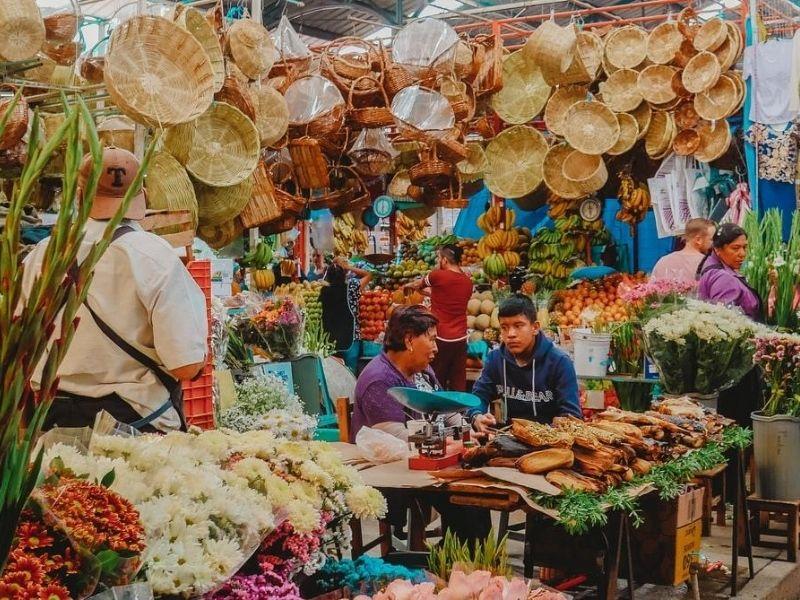 Puebla - Local Market