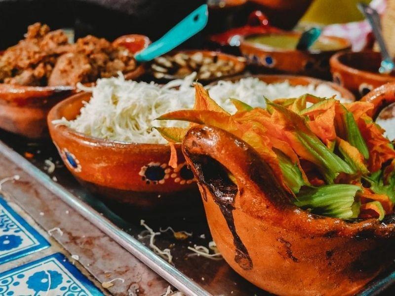 Puebla - Mexican food