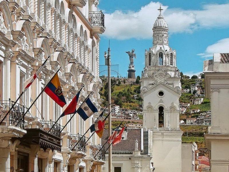 Quito Architecture, Ecuador