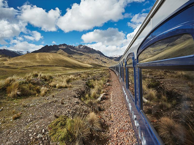Raya Mountain Range Peru