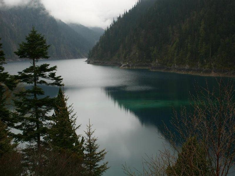 River Sichuan Province