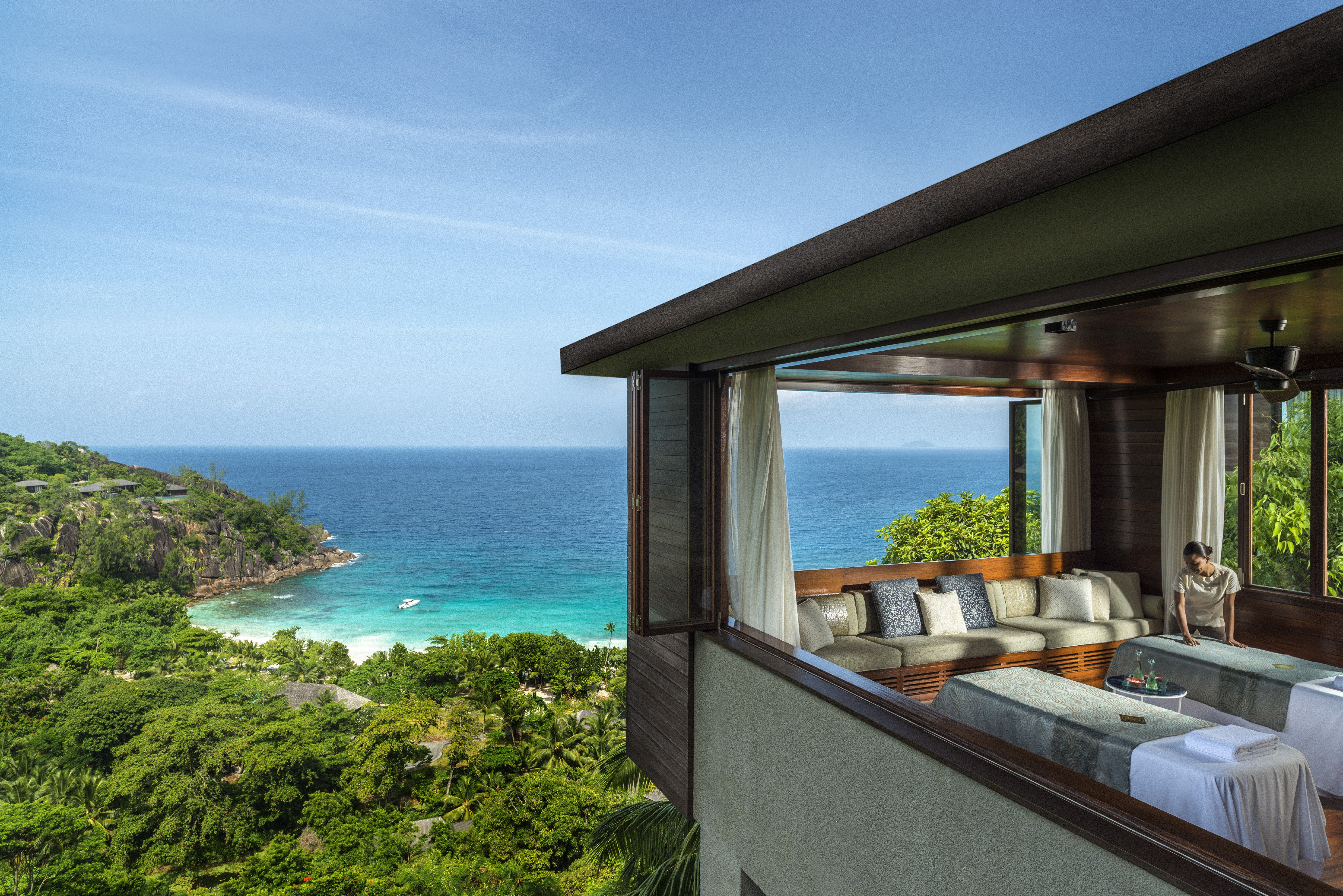 Four Seasons Seychelles Indian Ocean