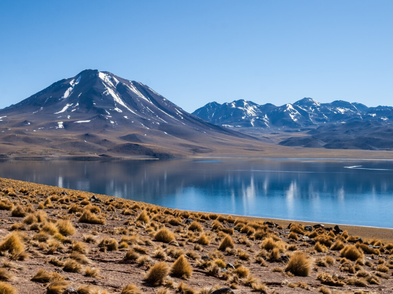 San Pedro de Atacama in Chile South America
