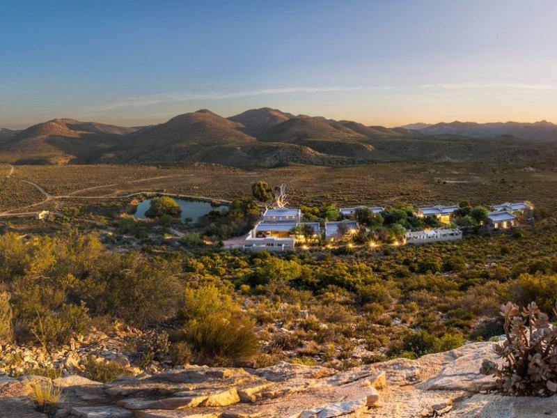 Sanbona Wildlife Reserve Tilney Manor South Africa