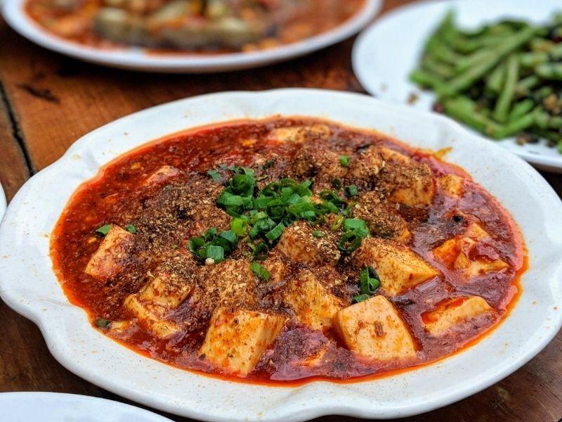Sichuan food, Chengdu