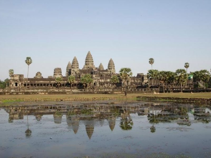Siem Reap Angkor Complex