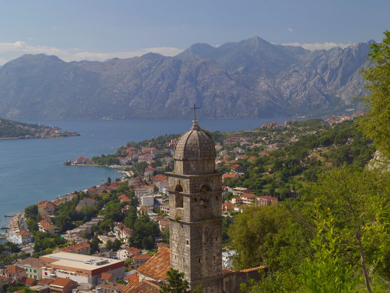 Sightseeing in Montenegro