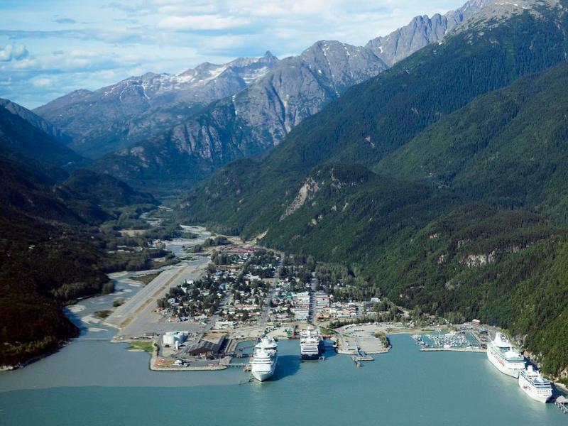 Skagway Alaskan Cruise