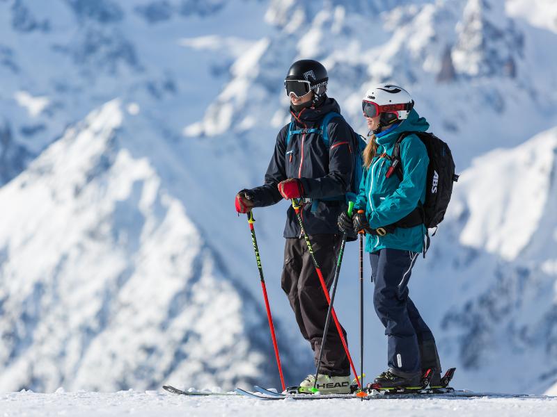 Ski in Verbier