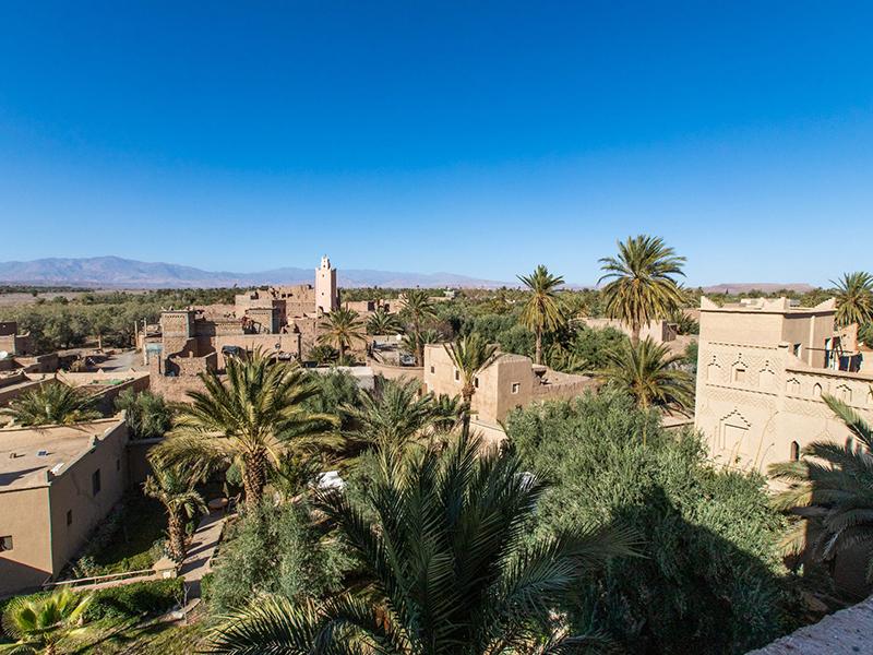 Skoura. Morocco