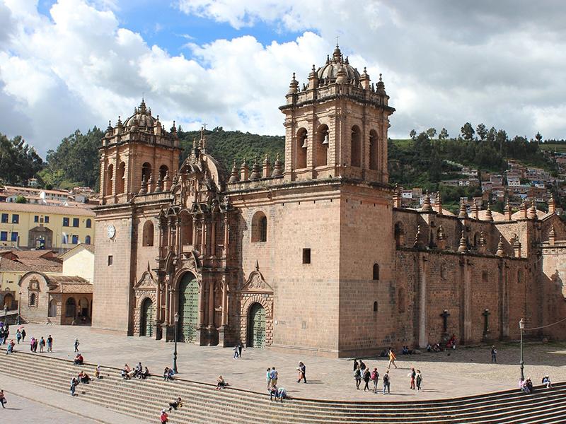 Society of Jesus Church Cusco