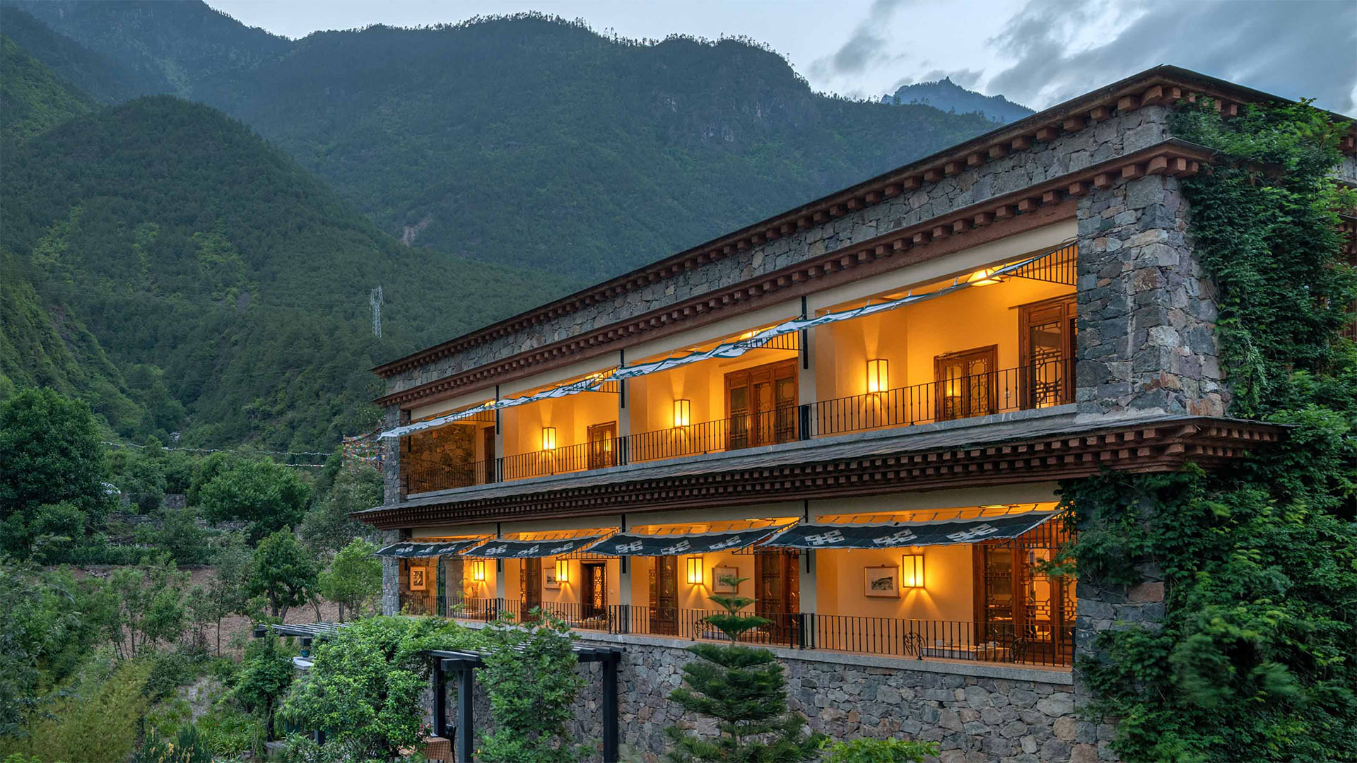 Songtsam Lodge Cizhong