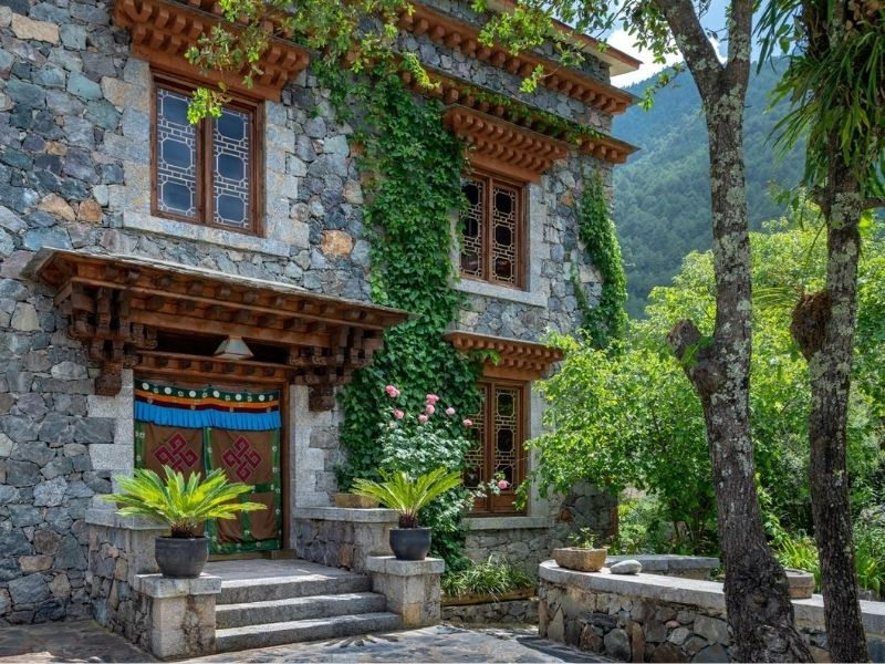 Songtsam lodge, Cizhong