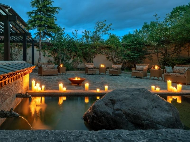 Songtsam lodge Shangri-La