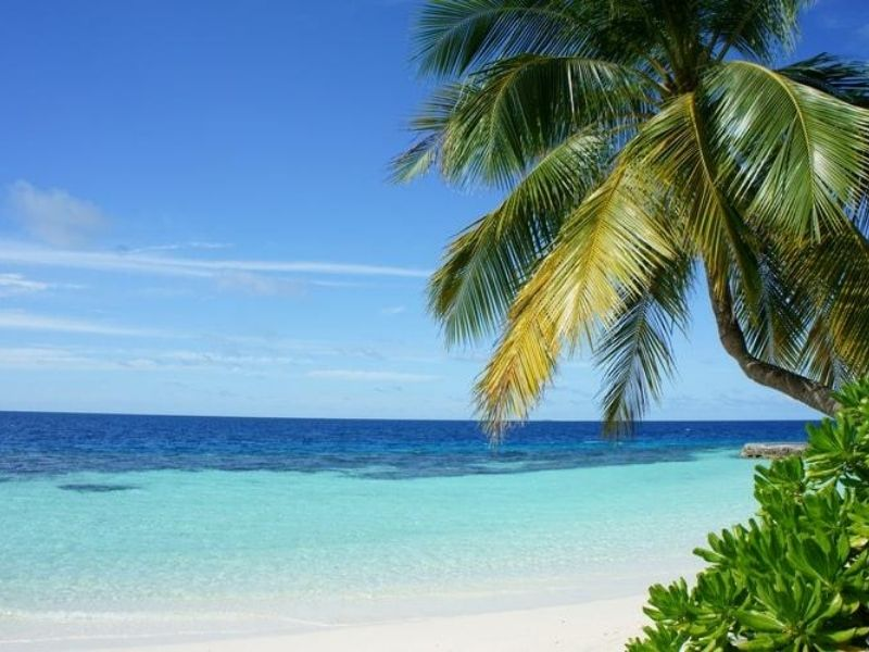 St Barts beach, Caribbean