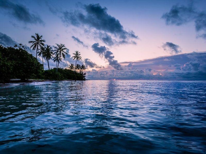 Sunrise Caribbean