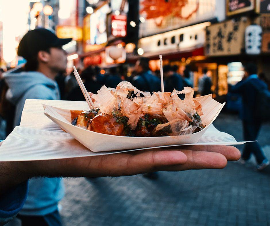 Street-Food-in-Osaka