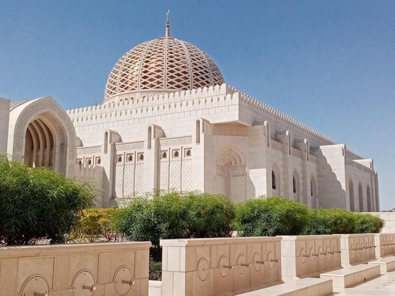 Sultan Qaboos Grand Mosque, Oman