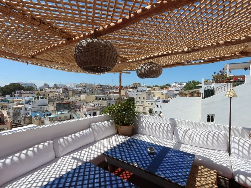 Tangier Rooftop