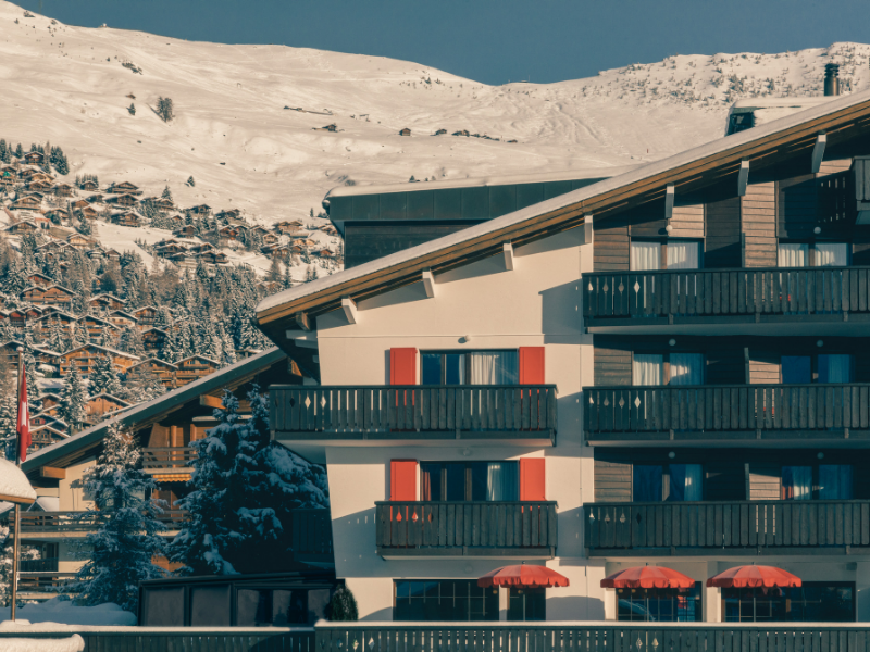 The Experimental Chalet Verbier