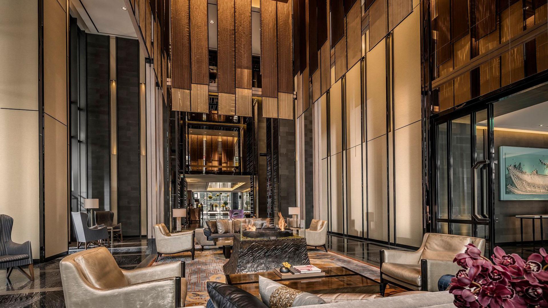 The Four Seasons Hotel Seoul