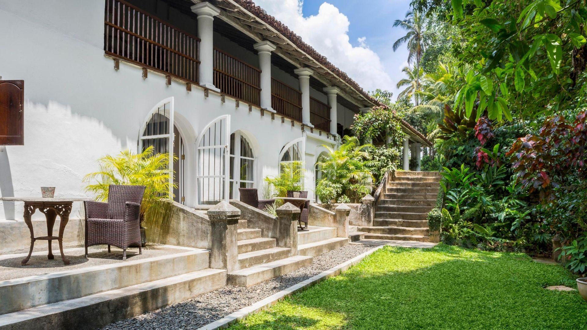 The Kandy House, Sri Lanka
