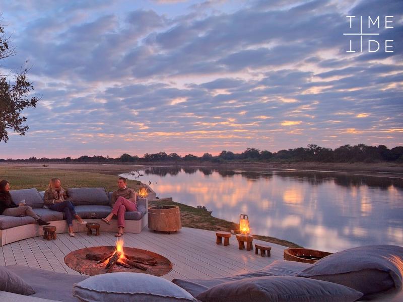 Time + Tide Chinzombo in Zambia