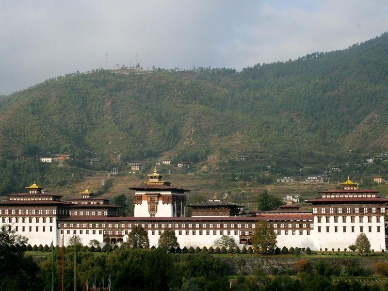 Trashichho Dzong
