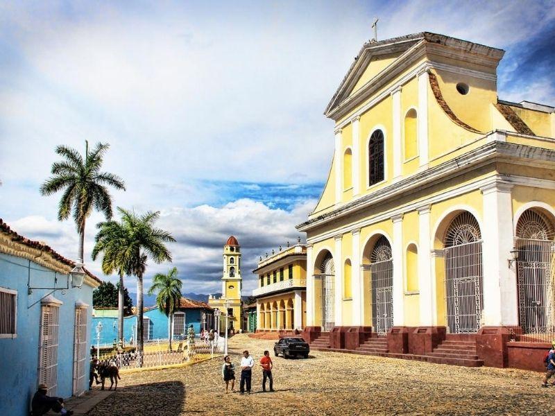 Trinidad, Caribbean