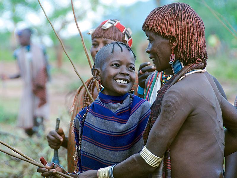 Turmi Tribe Ethiopia