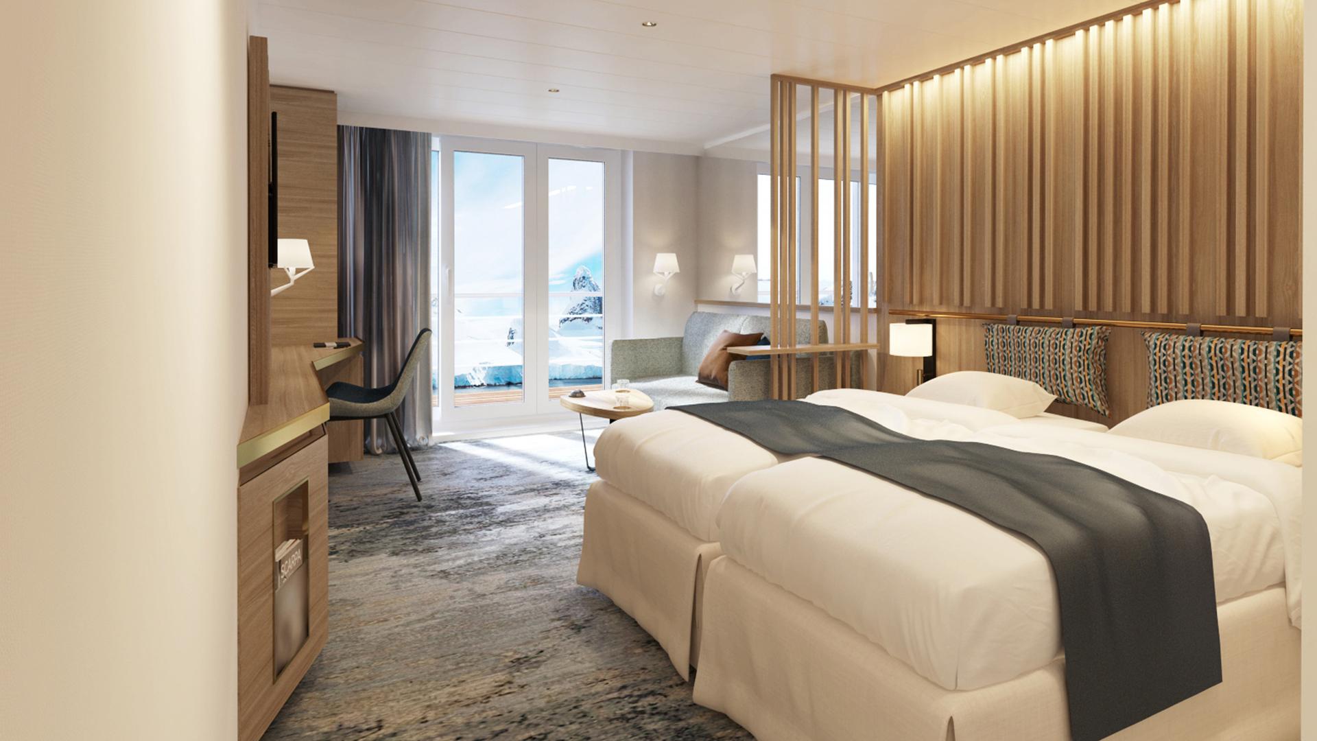 Ultramarine Luxury suites
