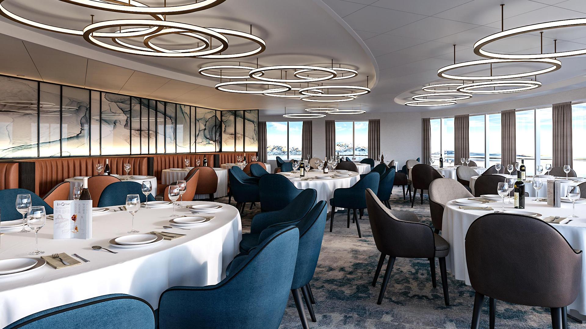 Ultramarine restaurant