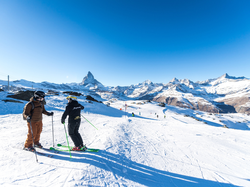 Zermatt Slopes
