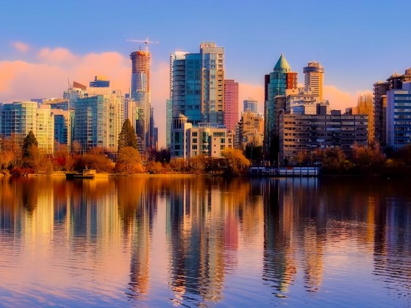 Vancouver to Alaska